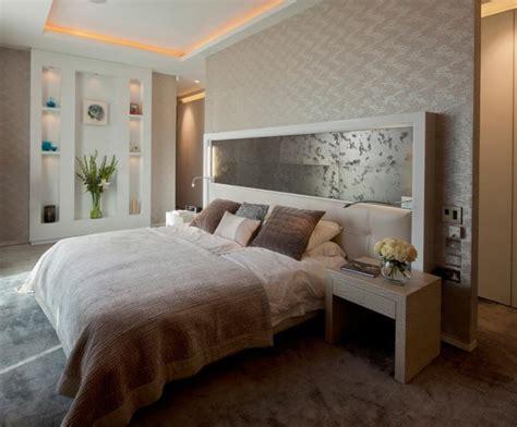tete de lit  deco murale chambre en  idees originales