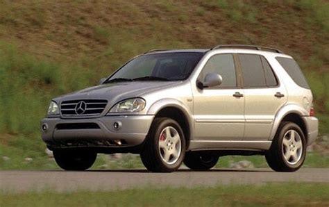Der suv von mercedes ist zuerst in den usa und dann auch in deutschland. Used 2000 Mercedes-Benz ML55 AMG SUV Pricing & Features | Edmunds