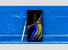 Samsung Galaxy Note 9 review Samsung's best 'everything
