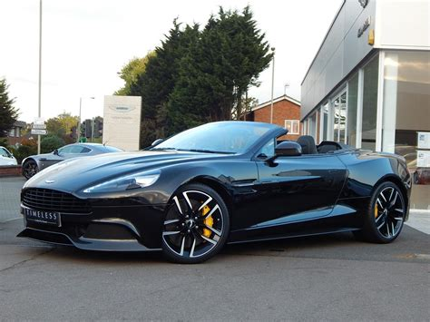 Aston Martin Vanquish Used by Used 2016 Aston Martin Vanquish For Sale In Essex