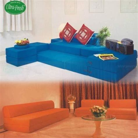 sofa  bed sleepwell flexi puf sofa  bed retailer