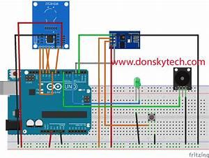 Arduino Rfid Database Security System  Program Arduino And