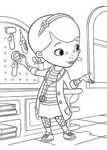 HD wallpapers printable doctor coloring page