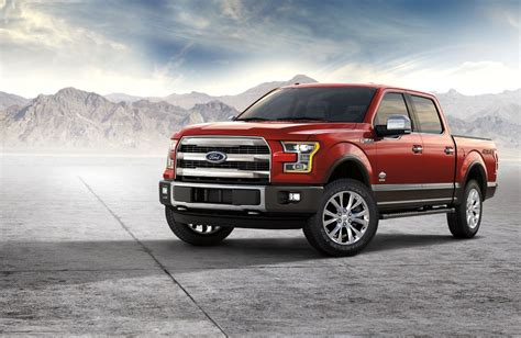 ford   hybrid top  expectations pickup truck