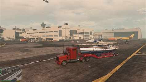 Gta 5 Big Boat by Michael S Boat Trailer Gta5 Mods