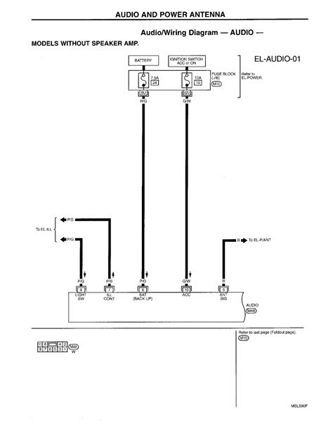 repair guides electrical system 1996 audio and