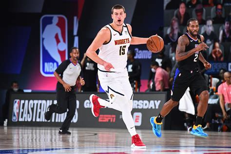 Nikola jokic is a serbian professional basketball player who plays as a center for the denver nuggets of the nba. Nikola Jokic makes franchise history in Nuggets' first ...