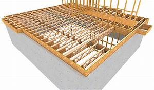 Open joist triforce peace of mind underfoot for Structural floor joists