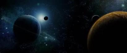Star Wars Space Planet Ring Debris Meteorite