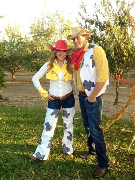 diy jessie  woody costumes halloween costumes