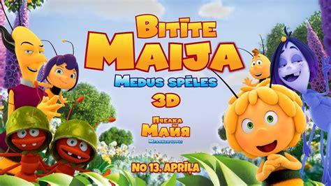 BITĪTE MAIJA: MEDUS SPĒLES / Maya the Bee: The Honey Games ...