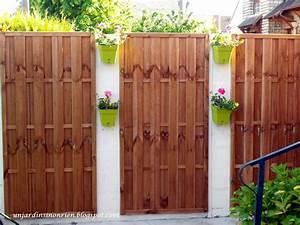 un jardin sinon rien habiller de bois un mur exterieur With habiller un mur exterieur en bois