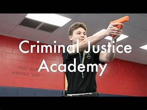Criminal Justice Academy at Fivay - YouTube