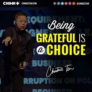 BE THANKFUL AND GRATEFUL – Chinkee Tan – Filipino ...