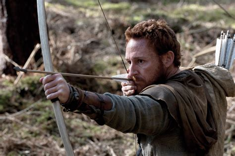 Robin Hood Interviews With Steve Ralphs (head Archer) And