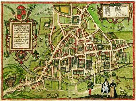 heres  collection    historical city maps