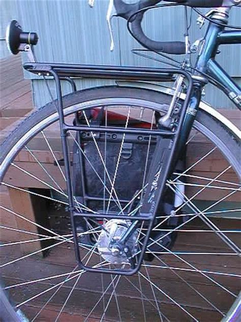 jandd front rack jandd front rack bicycle touring