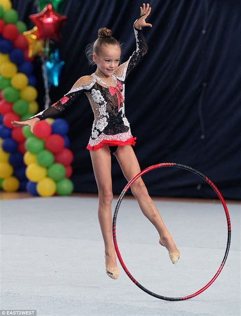 world s most beautiful girl kristina pimenova s mother defends pictures daily mail online
