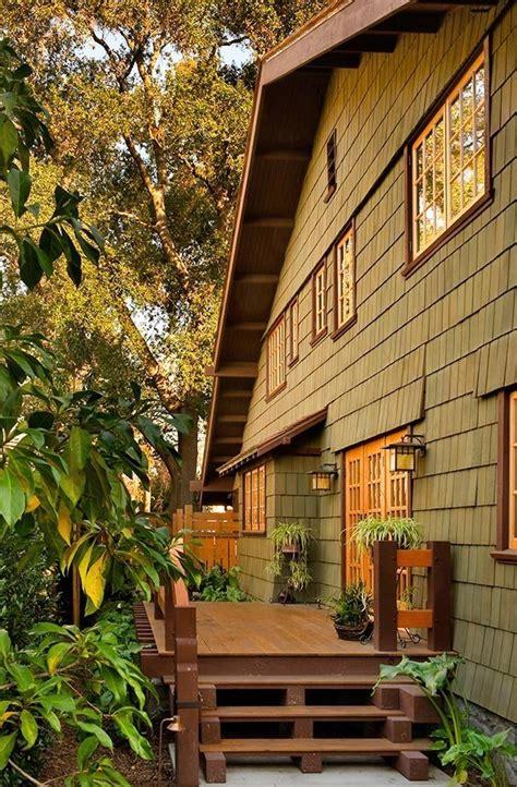 Historic Home Restoration - Greene & Greene Style Architecture