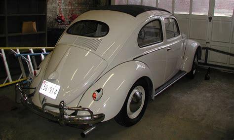 garage door low 1953 volkswagen beetle 2 door hardtop w slide rag top 15902