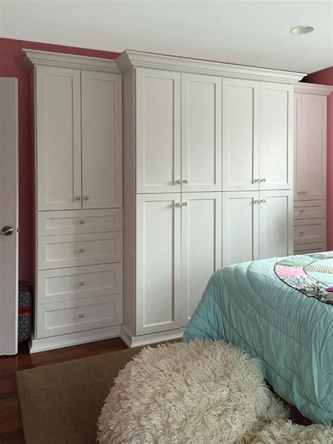 Bedroom Wardrobe Custom by Wardrobe Closet With Built In Bedroom Cabinets Solves