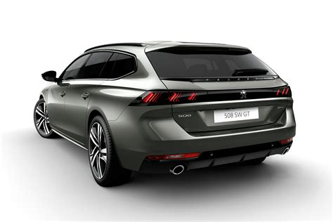 Peugeot Modelle 2019 by New 2019 Peugeot 508 Sw Aims To Render Suvs Useless Evo
