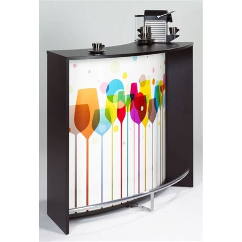 meuble bar pour cuisine meuble bar comptoir de cuisine accueil noir simmob