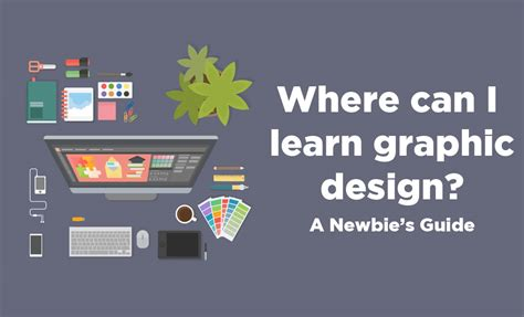learn web design where can i learn graphic design
