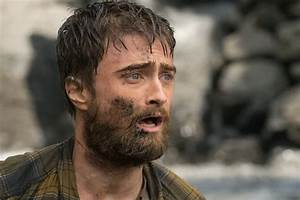 Harry Potter Star Daniel Radcliffe Battles Nature In Real