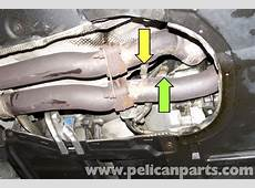 BMW E90 Oxygen Sensor Replacement E91, E92, E93