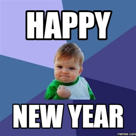 Happy New Year Meme - home memes com