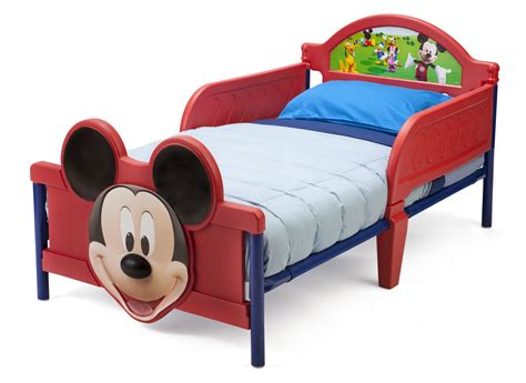 Mickey Mouse Bed by Unique Toddler Beds For Boys Decofurnish