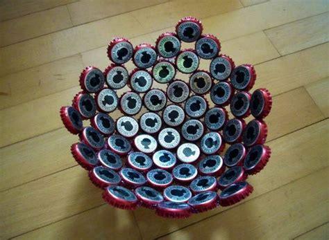 die besten  basteln mit kronkorken ideen auf pinterest diy flaschenkappe handwerk