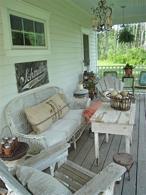 Best Images About Decorating Country Porch