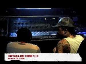 POPCANN AND TOMMY LEE IN STUDIO TOGETHER - YouTube