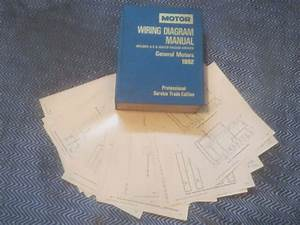 1992 Geo Storm Wiring Diagrams Schematics Set