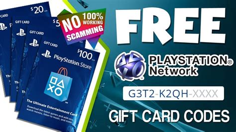 Free playstation plus gift card with new console! PSN gift card codes - Free psn codes - How to get free playstation plus gift cards Last Update ...