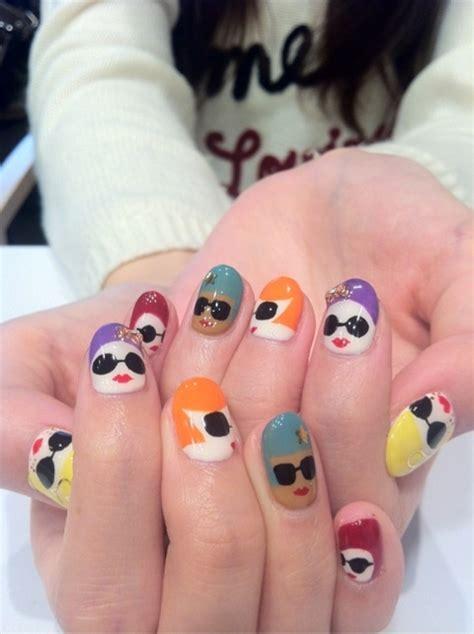 cool nail designs colorful nail ideas