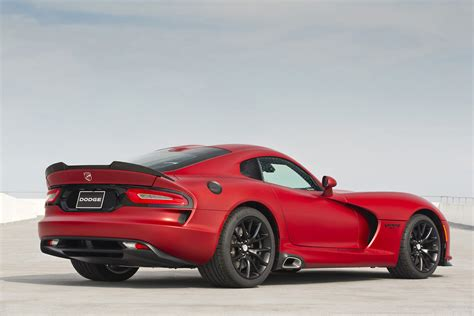 Fca Recalls Two Dodge Vipers Not Two Thousand, Just Two