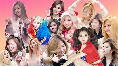Wallpapers Twice Sana Dahyun Tzuyu Pc Collage