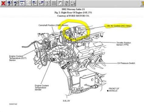 Mercury Sable Idling Very High Why Motor