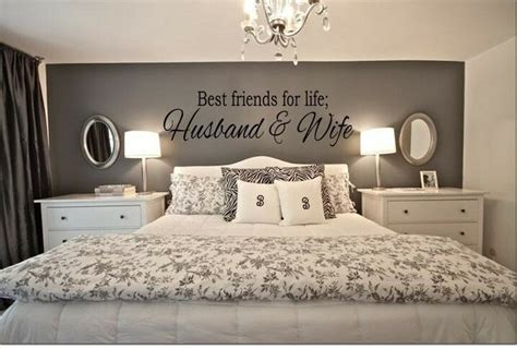 BEST FRIENDS FOR LIFE HUSBAND WIFE Wall Art Decal Quote