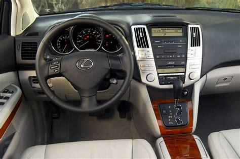2004 Lexus Rx330 Problems by 2004 09 Lexus Rx Consumer Guide Auto