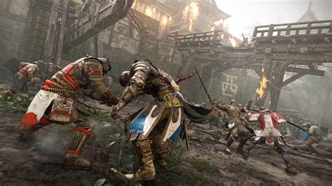 samourai siege for honor closed alpha dates announced pc port details