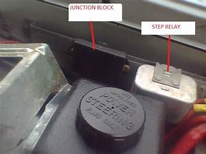 Voltage Drop To Fuel Pump Relay With Key On