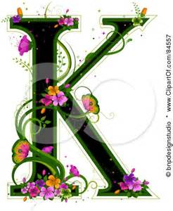 Bing Free Clip Art Letters K