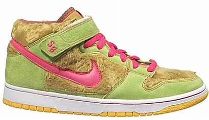 Nike Converse Bear Ugly Shoes Dunk Skate