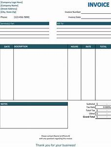 39 best templates of service billing invoice examples With service billing invoice template