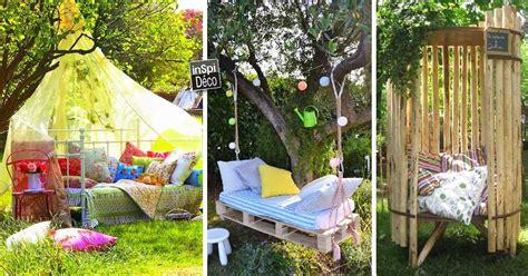 Relax Jardin by Un Petit Coin Relax Dans Le Jardin 20 Id 233 Es Inspirantes