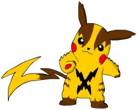 My Mega Pikachu Design